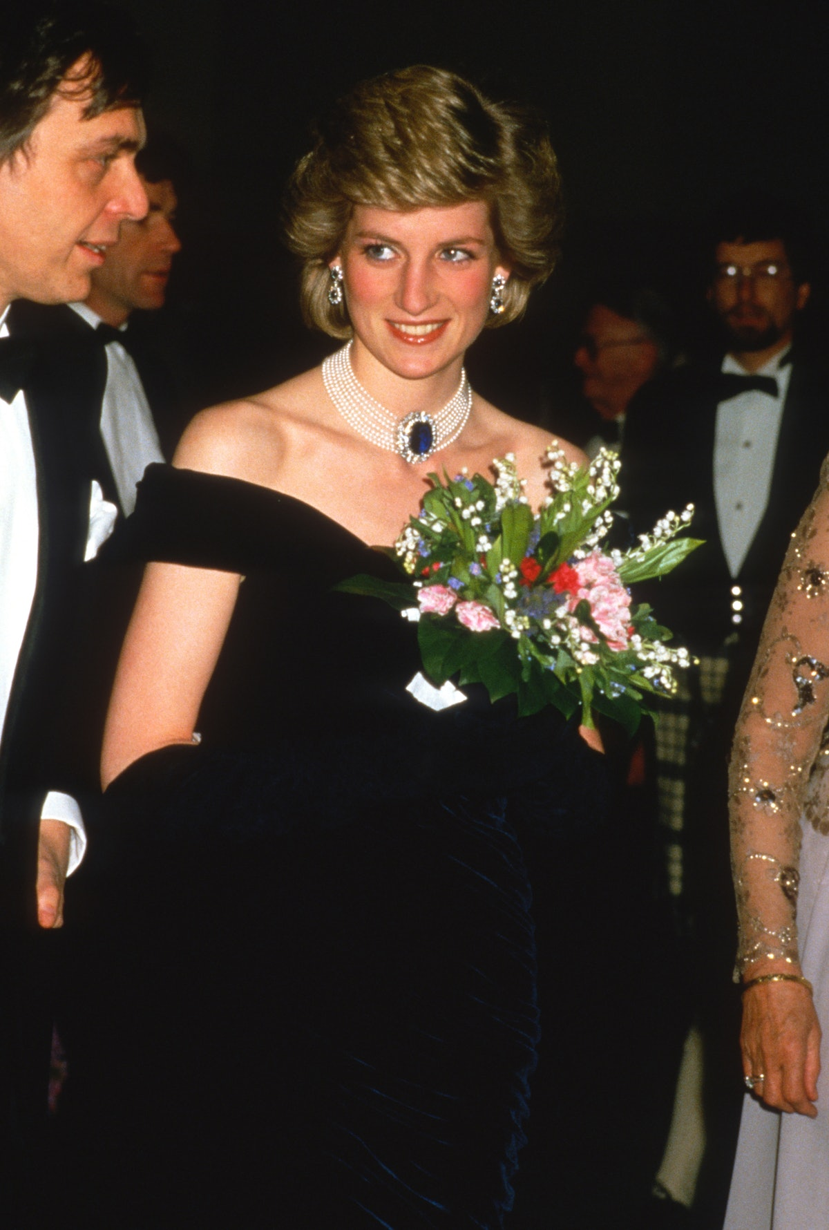 Princess Diana had a hand in editing her biography.