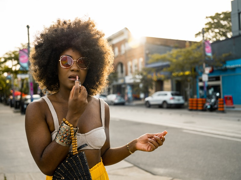 No matter how well you maintain your lips, problems can still arise. If you find that your lips are appearing abnormal — say, constantly dry and cracked or even pale or white — there could be something more serious looming.