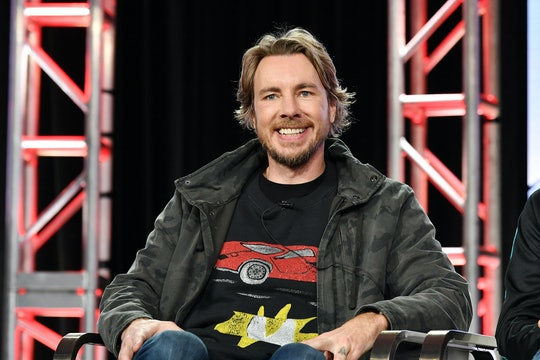 Dax Shepard and his daughter had a blast singing in the car.