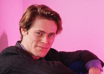 LOS ANGELES, CALIFORNIA -JANUARY 27:  Willem Dafoe, January 27, 1987 in Los Angeles, California. (Ph...