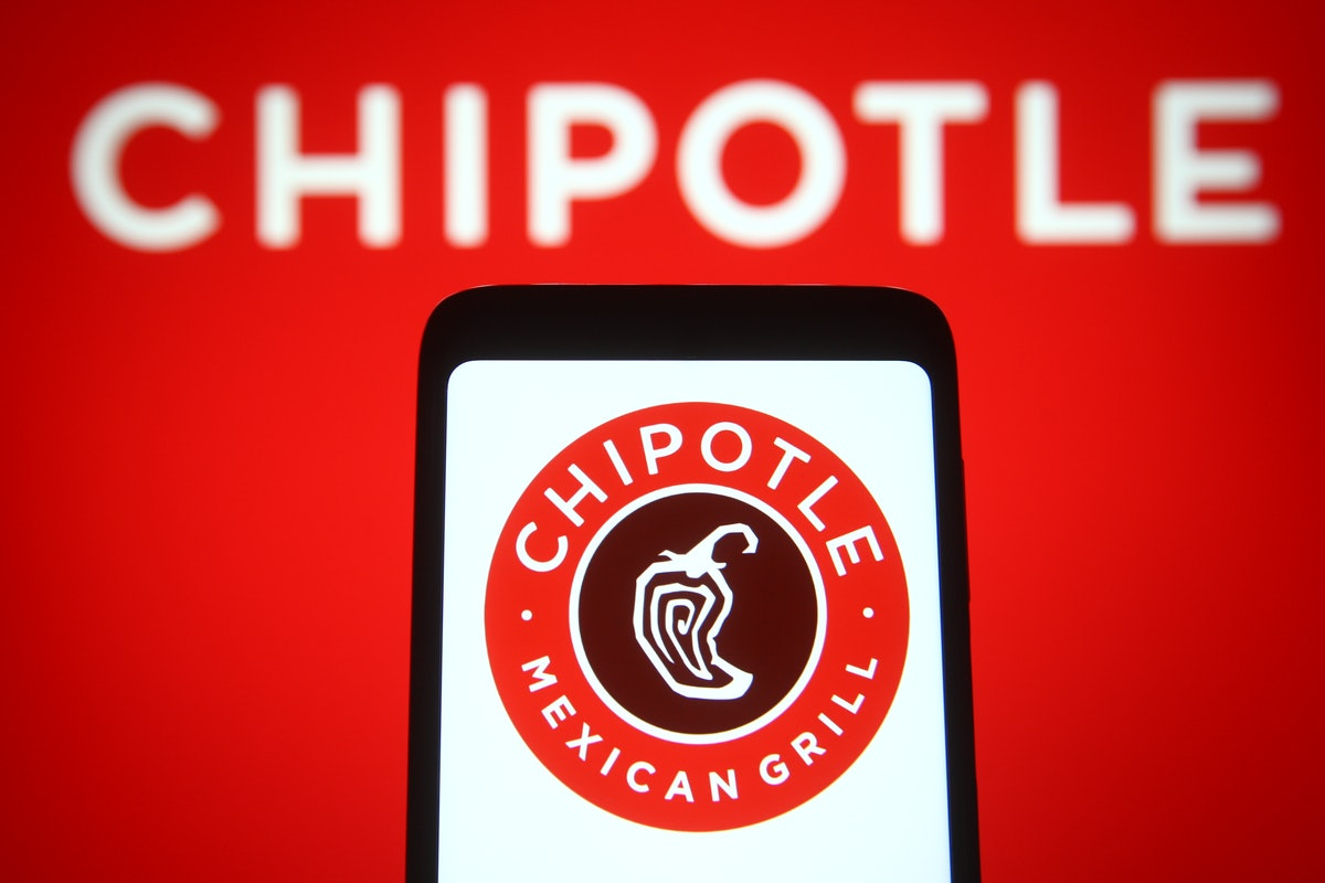 Chipotle is serving all its burritos with gold foil starting on July 23.
