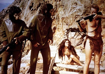 Kino. Planet Der Affen, Planet Of The Apes, Planet Der Affen, Planet Of The Apes, Linda Harrison, Ch...