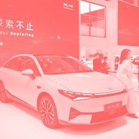 Chinese EV maker Xpeng's P5 sedan pummels the Tesla Model 3 on price