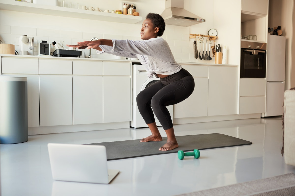 Strengthening your booty muscles through glute exercises can help improve your overall strength.