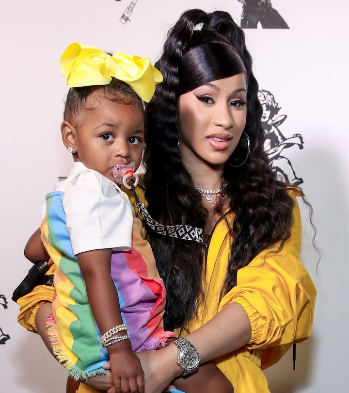 Cardi B is not into having a baby shower.