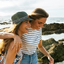 A woman supports her friend after a bad breakup. Experts & people who've been there share how to help a friend with a breakup.