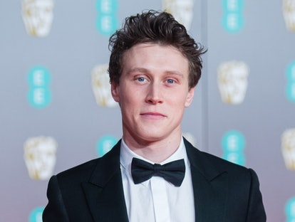LONDON, ENGLAND - FEBRUARY 02: George MacKay attends the EE British Academy Film Awards 2020 at Royal Albert Hall on February 02, 2020 in London, England. (Photo by Samir Hussein/WireImage)