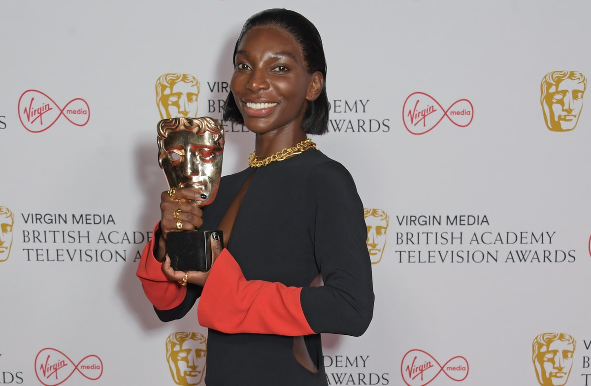 Michaela Coel has reportedly been cast in 'Black Panther: Wakanda Forever'