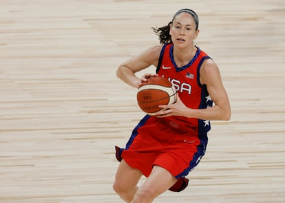 Sue Bird will be one of the flagbearers at the 2021 Olympics opening ceremony.