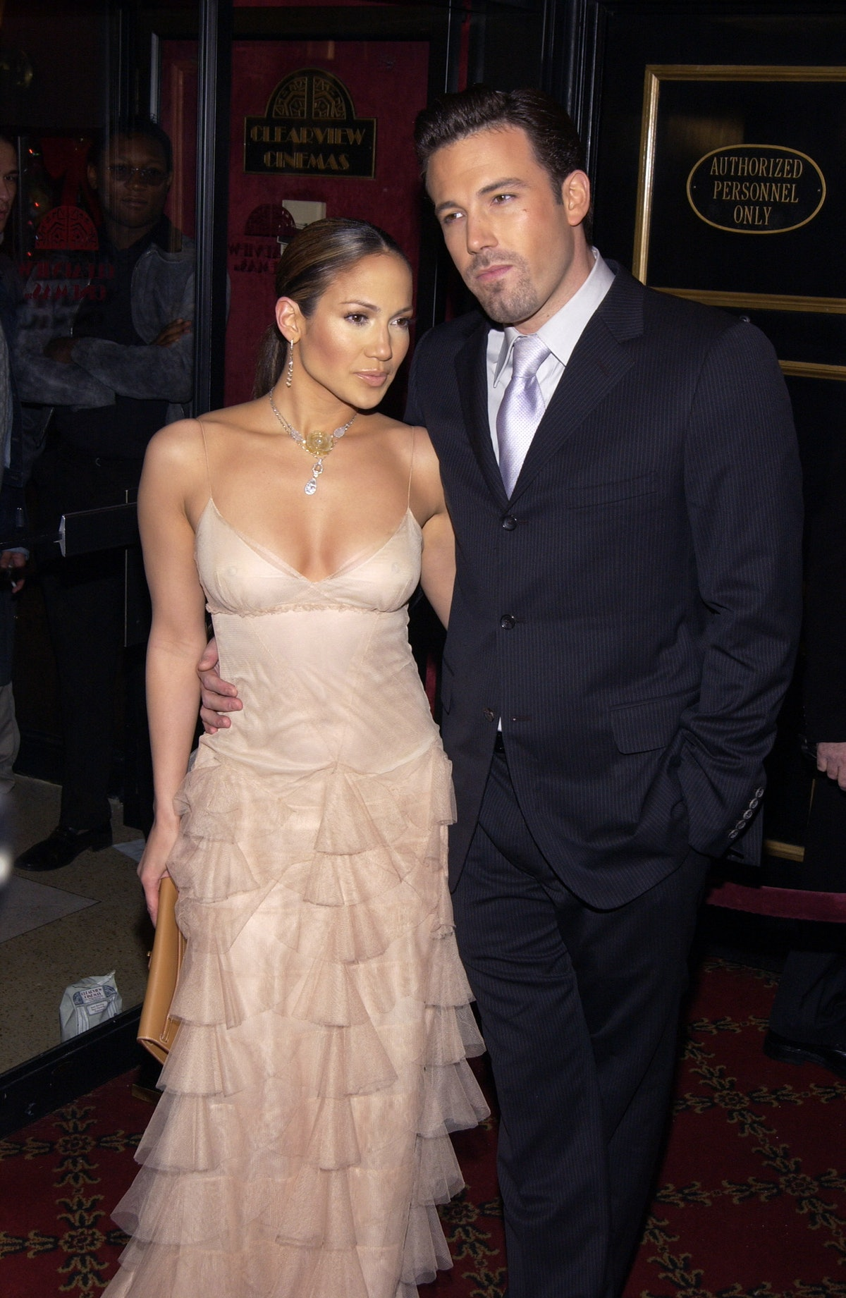 Ben Affleck feels protective of his new relationship with Jennifer Lopez amid reports that they are ...
