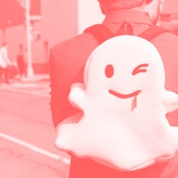 Snap is raking in the cheddar, just saw best user growth in four years