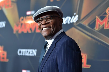 Samuel L. Jackson will star in Marvel's 'Secret Invasion' series. (Photo by Amy Sussman/Getty Images...