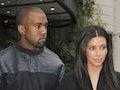 Kanye West has lyrics about Kim Kardashian on his album 'Donda.'