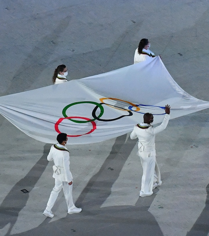 There are some seriously young athletes at the Tokyo Olympics.