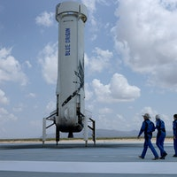 Blue Origin next launch: When customers are following Bezos to space