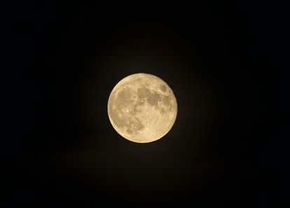 An astrologer explains the spiritual meaning of the Buck Moon, which rises on July 23, 2021.