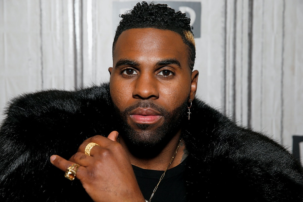 NEW YORK, NEW YORK - DECEMBER 17: Jason Derulo attends the Build Series to discuss 'Cats' at Build S...