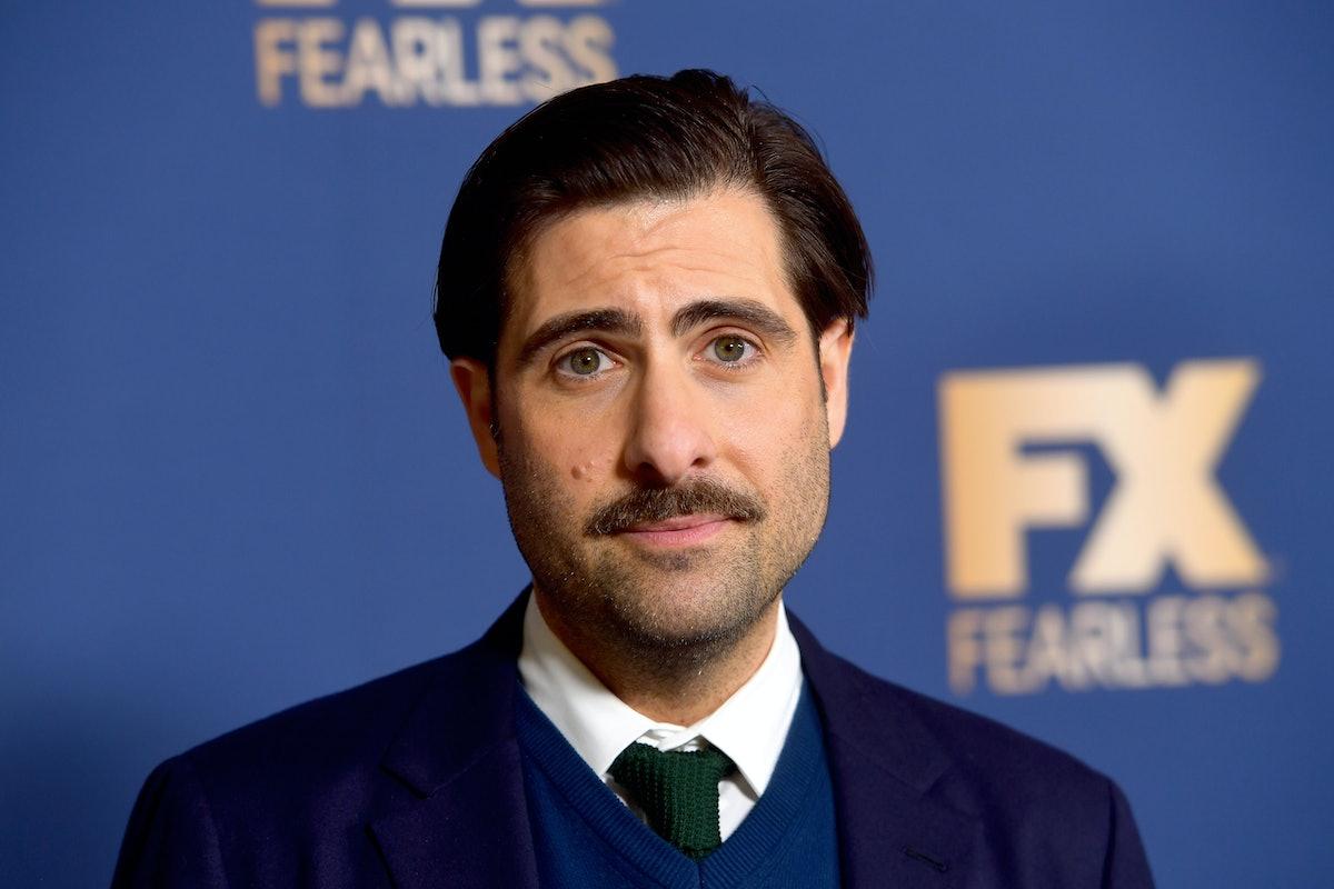 PASADENA, CALIFORNIA - JANUARY 09: Jason Schwartzman of 'Fargo' attends the FX Networks' Star Walk W...