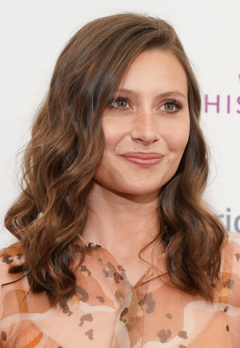 LOS ANGELES, CALIFORNIA - MARCH 08: Aly Michalka attends the National Women's History Museum's 8th A...