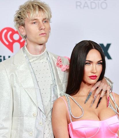 Machine Gun Kelly slammed his movie with girlfriend Megan Fox.