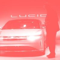 Lucid Motors goes public, raising $4.4B to bring its luxury electric sedan to market