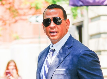 Melanie Collins and Alex Rodriguez were spotted vacationing together, sparking romance rumors, but a...