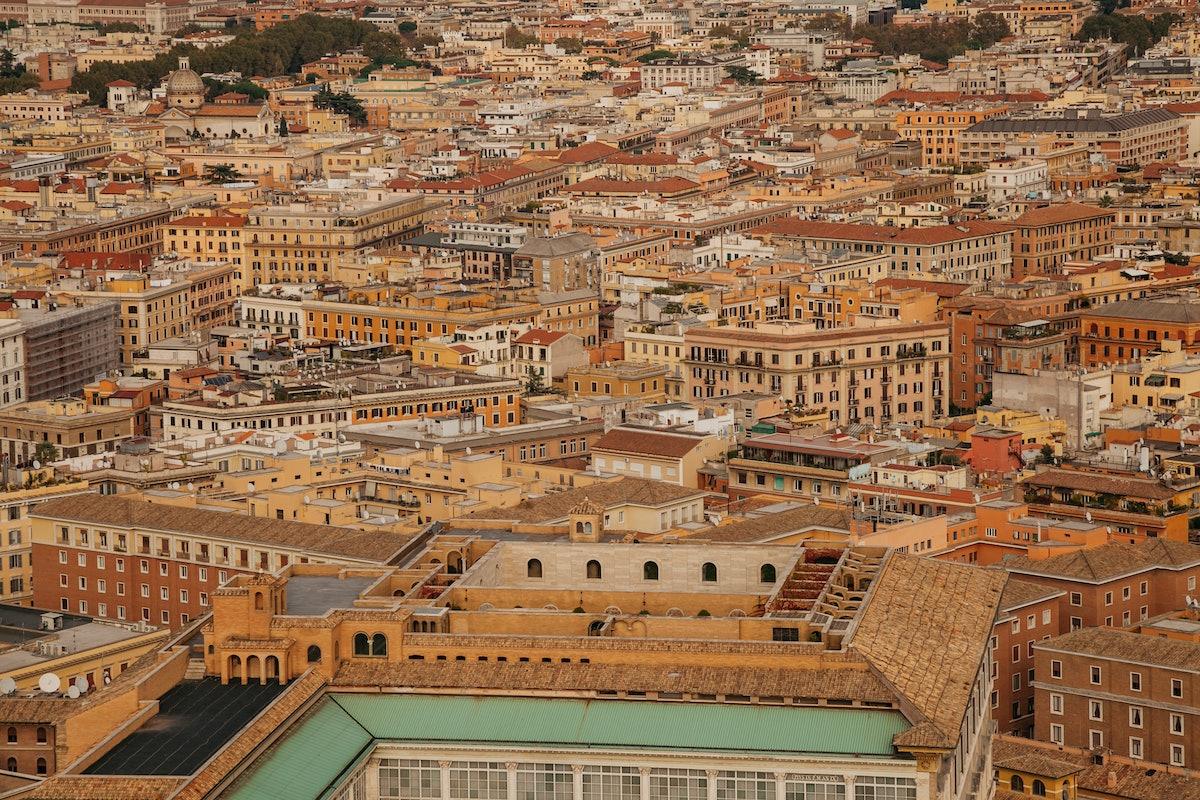 Photo taken in Vatican City, Vatican