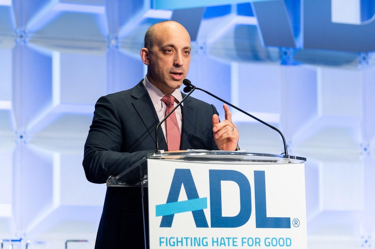 WASHINGTON, DC, UNITED STATES - 2019/06/04: Jonathan Greenblatt, ADL CEO & National Director, speaki...