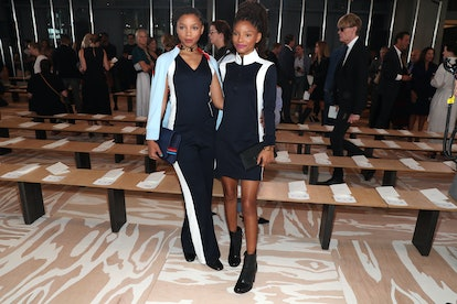 Chloe and Halle talk 2000s fashion trends and their Victoria's Secret Pink collection launch.