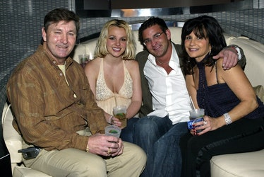 """Lynne Spears Said Britney's Relationship With Her Dad Is Just """"Fear"""" And """"Hatred."""""""