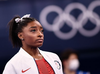 Simone Biles' boyfriend, Jonathan Owens, is supportive of her decision to withdraw from Olympics.