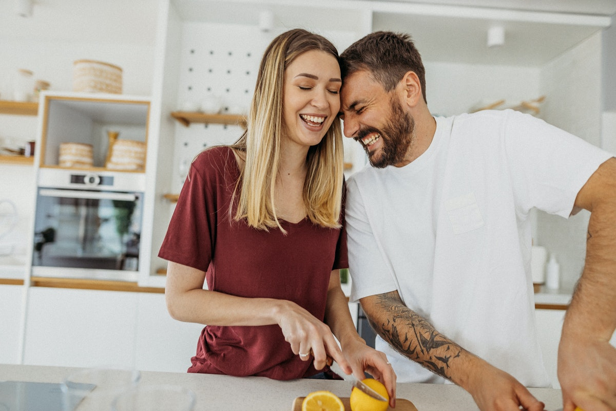 What does it mean when a guy offers to cook for you?