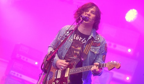 AUSTIN, TEXAS - OCTOBER 06:    Ryan Adams performs in concert on the first day of week one of the Au...