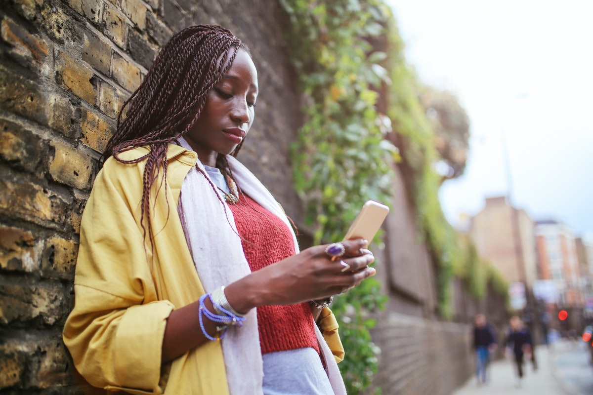 A woman realizes her ex is watching all of her Instagram Stories.