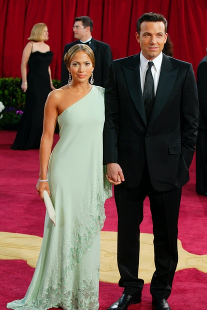 Jennifer Lopez & Ben Affleck wore many 2000s fashion trends early in their relationship. Ahead, find...