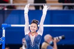 Suni Lee is among the many Olympic athletes on TikTok.