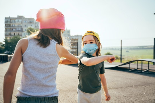 Will outdoor transmission of the contagious delta variant change mask guidelines?