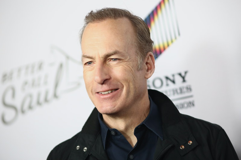 """HOLLYWOOD, CALIFORNIA - FEBRUARY 05: Bob Odenkirk attends the premiere of AMC's """"Better Call Saul"""" S..."""