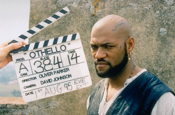 FILM 'OTHELLO' BY OLIVER PARKER (Photo by Rolf Konow/Sygma/Sygma via Getty Images)