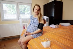 High blood pressure during pregnancy is a common but manageable condition.