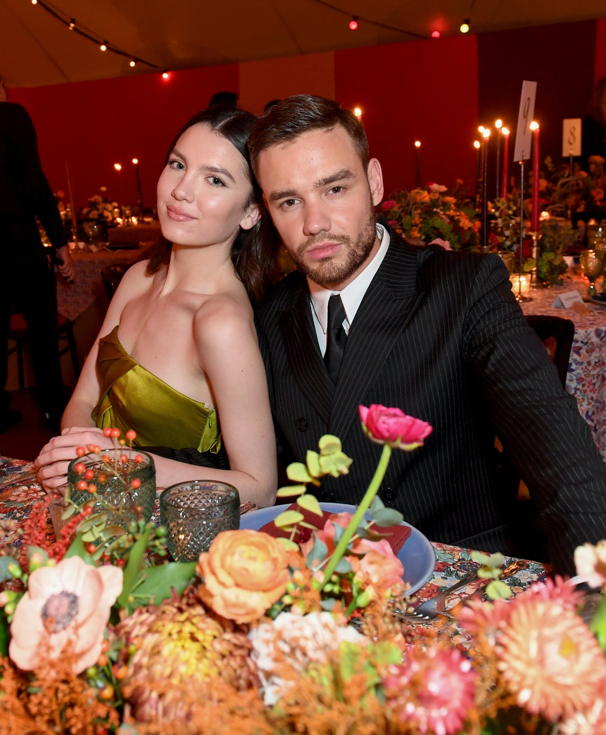 Fans think Liam Payne and Maya Henry are back together following their breakup.