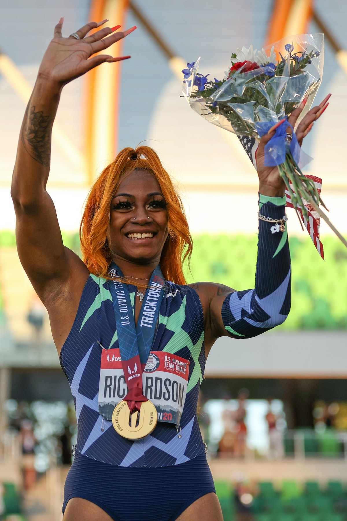 This petition to let Sha'Carri Richardson run in the Olympics brings up some valid points.