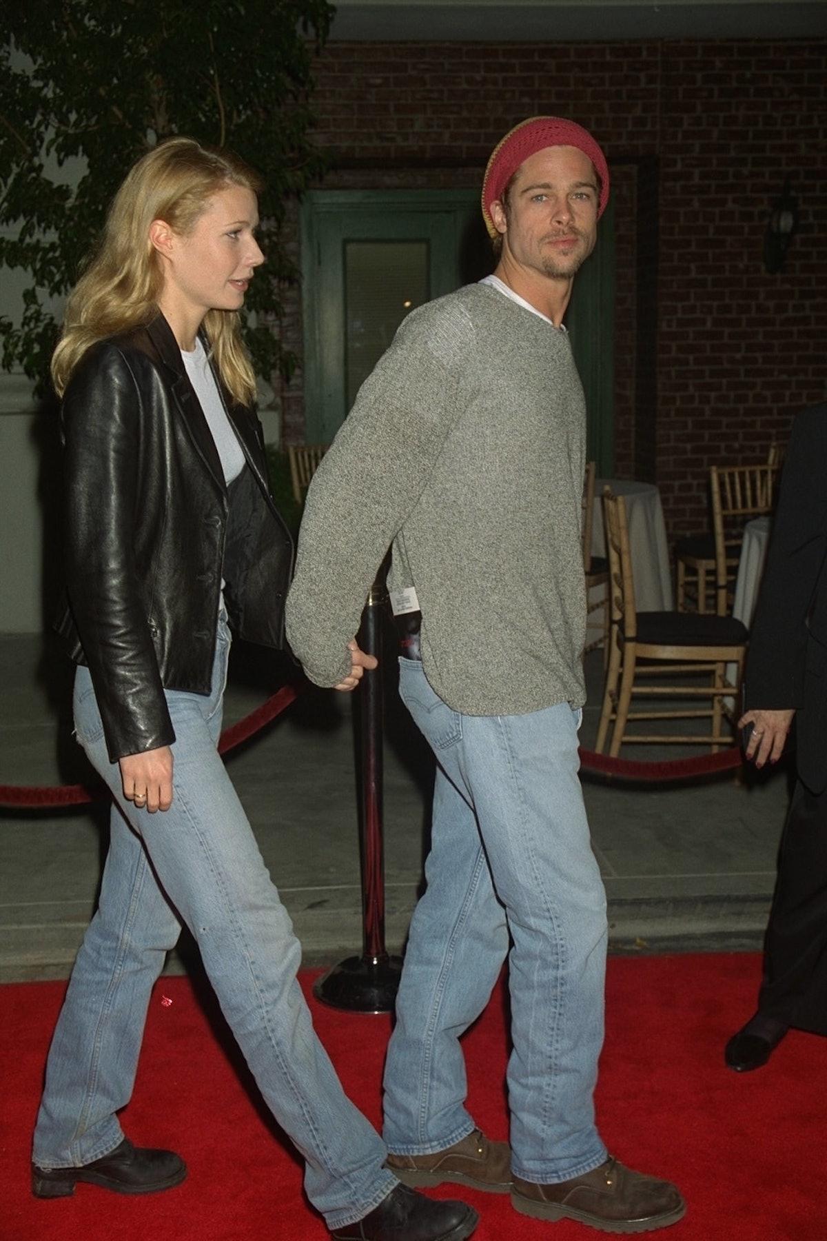 Gwyneth Paltrow in jeans