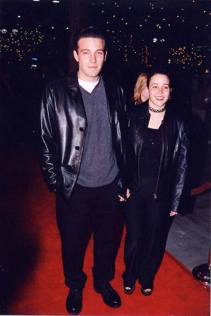 Ben Affleck dated Cheyenne Rothman.