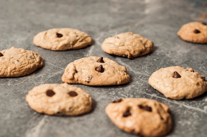 Check out this list of easy things to bake if you're a beginner, including chocolate chip cookies.