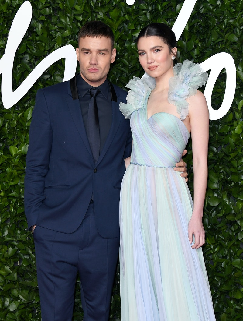 LONDON, ENGLAND - DECEMBER 02: Liam Payne and Maya Henry attend The Fashion Awards 2019 at the Royal Albert Hall on December 02, 2019 in London, England. (Photo by Karwai Tang/WireImage)