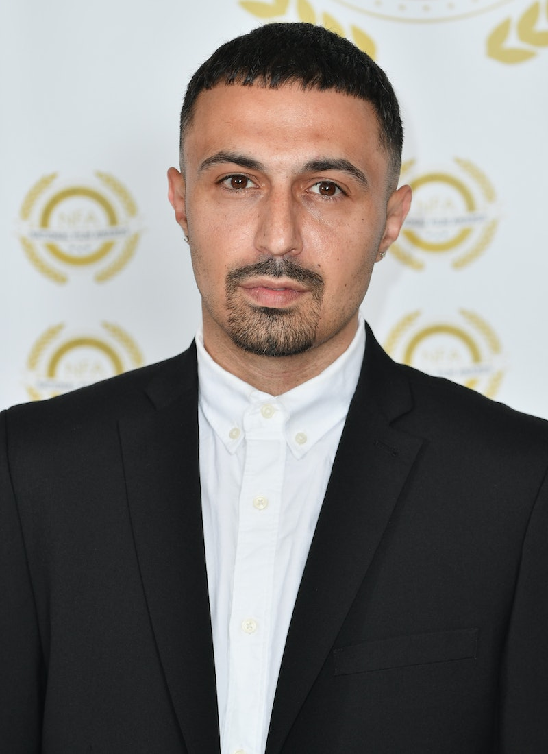 LONDON, ENGLAND - JULY 01: Adam Deacon attends the National Film Awards 2021 held at Porchester Hall on July 1, 2021 in London, England. (Photo by Gareth Cattermole/Getty Images)