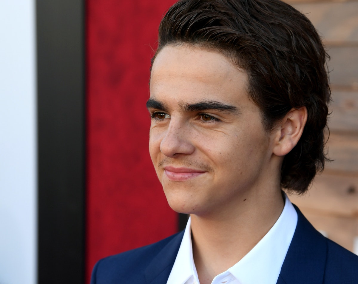 Jack Dylan Grazer came out as bi using his 'Luca' catchphrase.