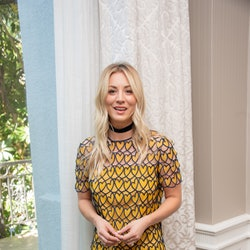 Kaley Cuoco, who stars in The Flight Attendant, is the new face of Smirnoff 21. (Photo by Vera Ander...