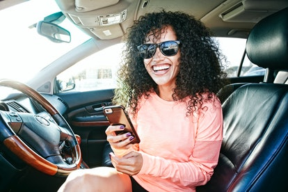 Someone who compliments you via text is probably flirting with you.